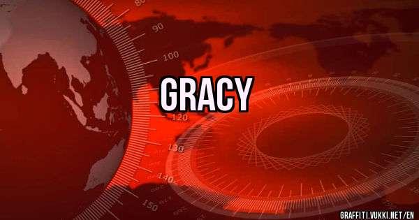 Gracy