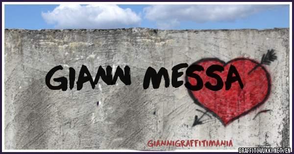 GIANN MESSA