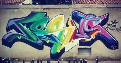 Diseñador de Graffiti