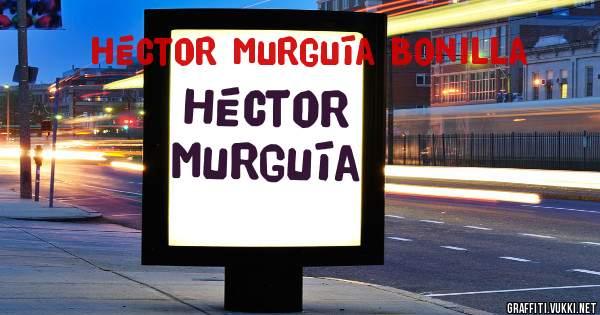Héctor Murguía