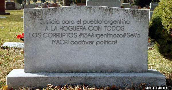 Caída estrepitosa de Mauricio Macri y María Eugenia Vidal