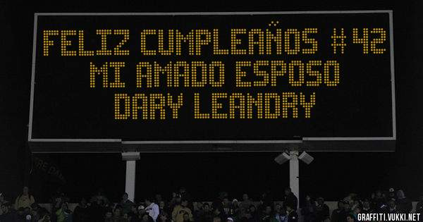 FELIZ CUMPLEAÑOS #42 MI AMADO ESPOSO  DARY LEANDRY