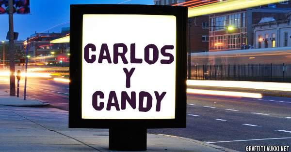 Carlos       Y Candy