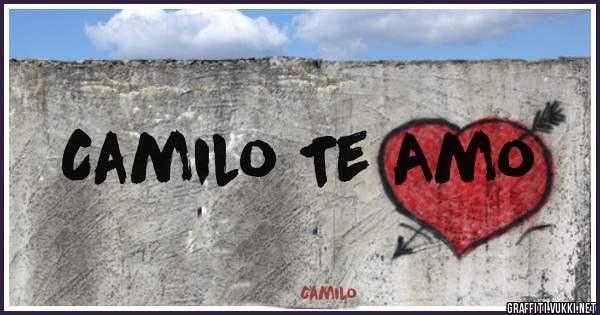 Camilo Te Amo